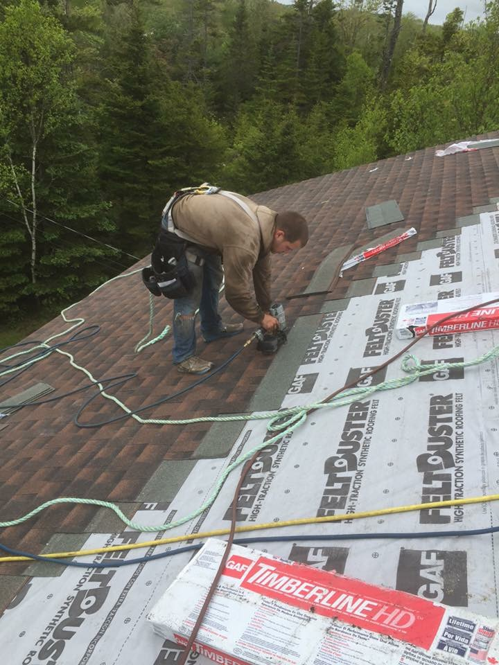 Roofing Contractor Halifax Regional Municipality Projects Leverman Roofing